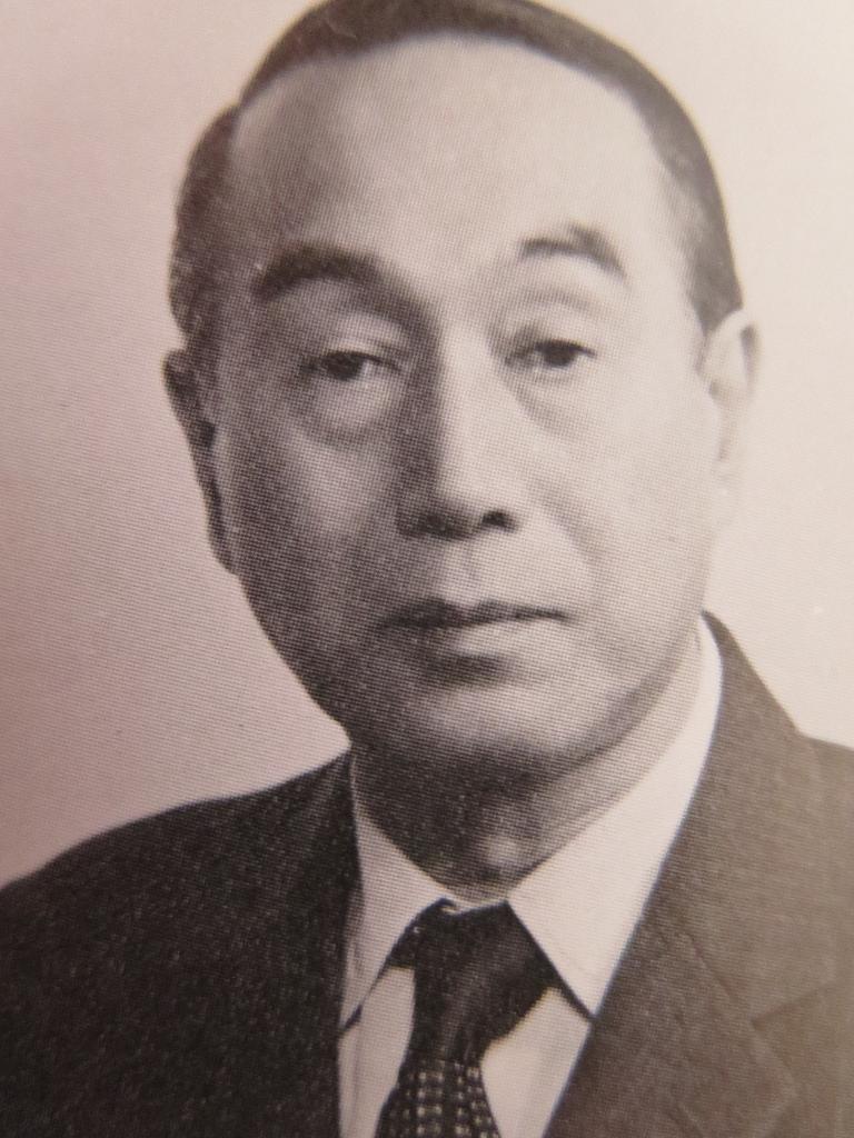2代目 田中憲三
